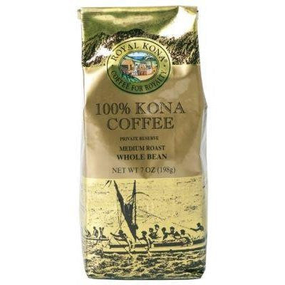 Royal Kona 100% Kona Coffee (Whole Bean)