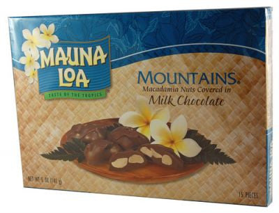 Mauna Loa Mountains Macadamia Nuts