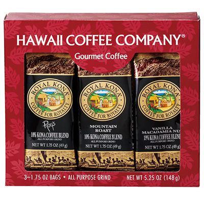 Royal Kona Gift Set