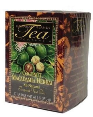 Hawaiian Islands Tropical Black Tea
