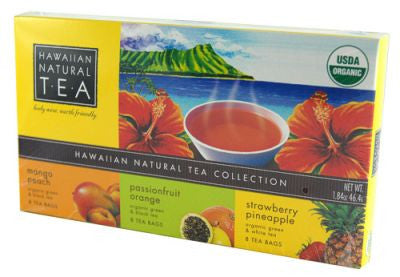 Hawaiian Natural Tea Gift Set