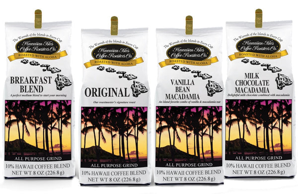 Fresh from Hawaii - Macadamia Nuts - 6oz Bag