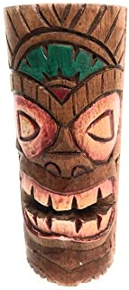 "Hawaii Tiki Totem ""Fertility"" hand carved"