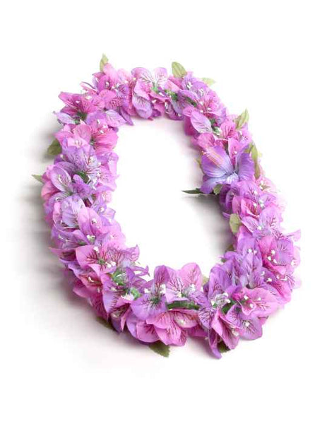 Hawaii Flower Lei Bougainvillea (purple)