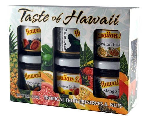 Hawaiian Jam & Jelly Gift Set