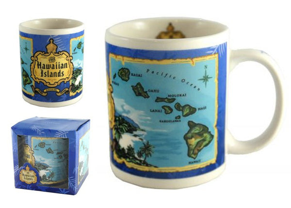 Hawaii Coffee Mug (10 oz)