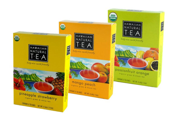 Hawaiian Natural Tea