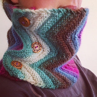 Mountaintop Cowl