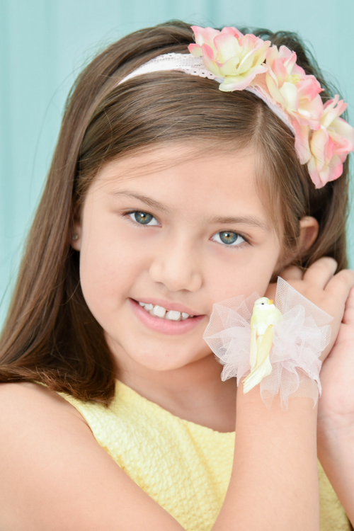 Fabulous Girl Clothing-Lovebird Corsage