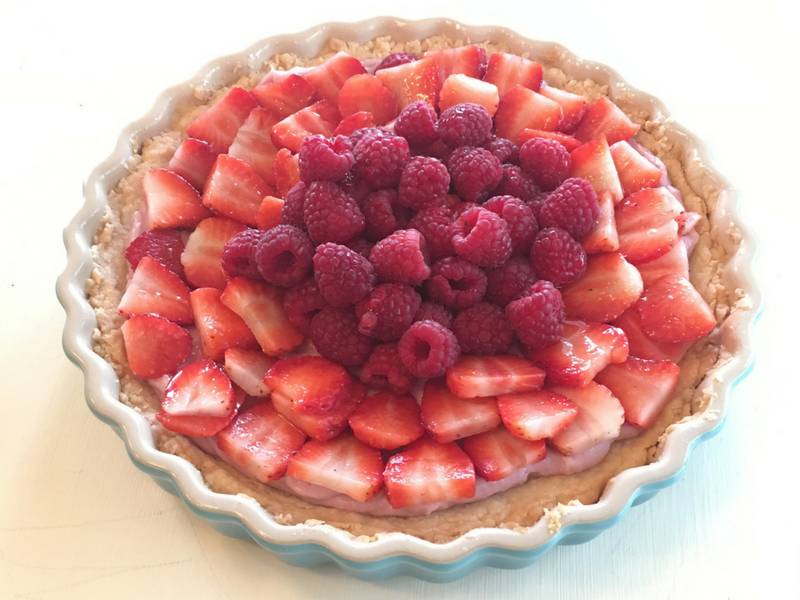 Fruit Tart-Paula Deen's Easy Recipe