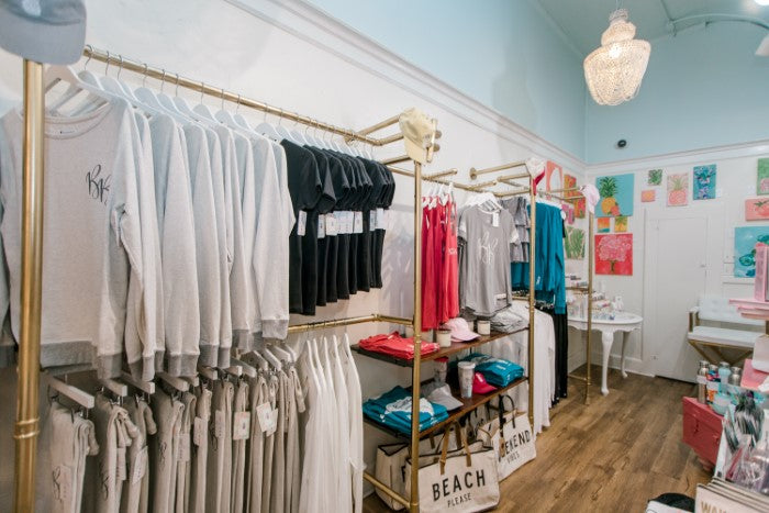 Champion Athleisure wear at Beaufort Belle Co.