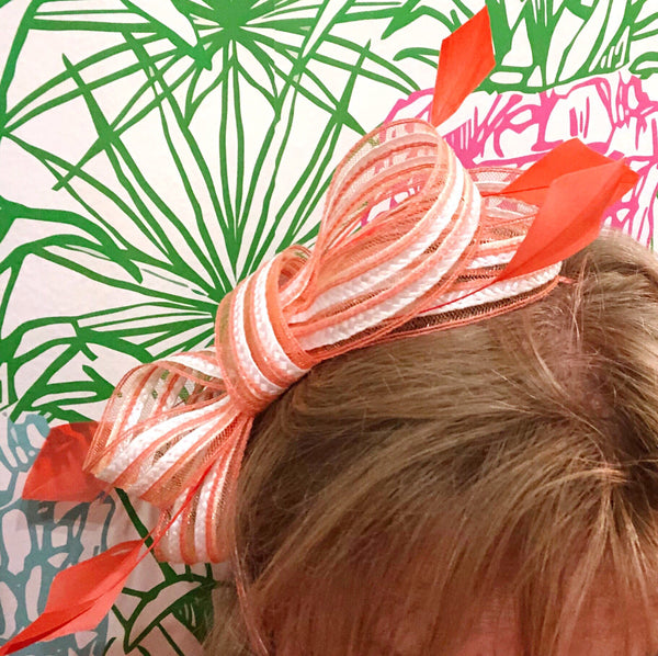 Mother's Day Fascinator or Pretty Hat (Perfect for Derby Day, too!)