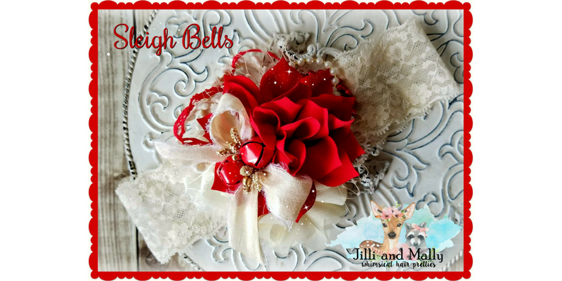 Jilli & Mally Whimsical Hair Pretties
