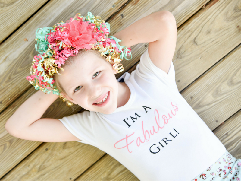 Fabulous Girl Clothing Signature Tee