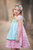 Cloud Nine Girls Knot Dress-Vintage Bicycles