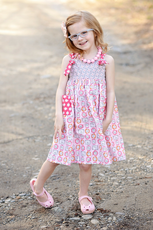 Summertime Fun Knot Dress