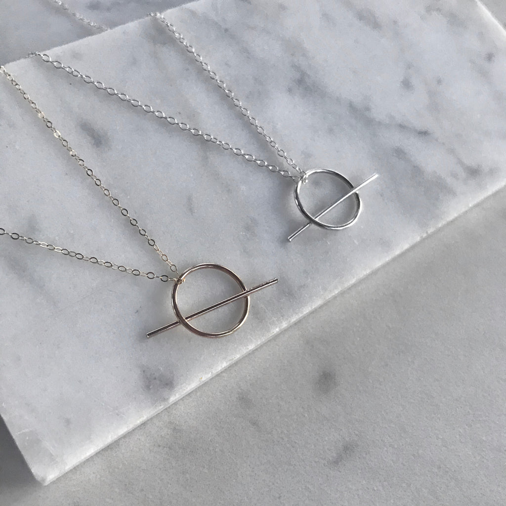 SILVER // GOLD NECKLACES