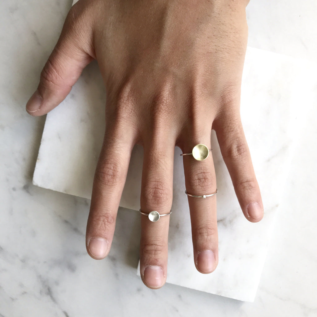 CRATER STACKING RING SET