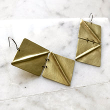 RIVEL BOX EARRINGS