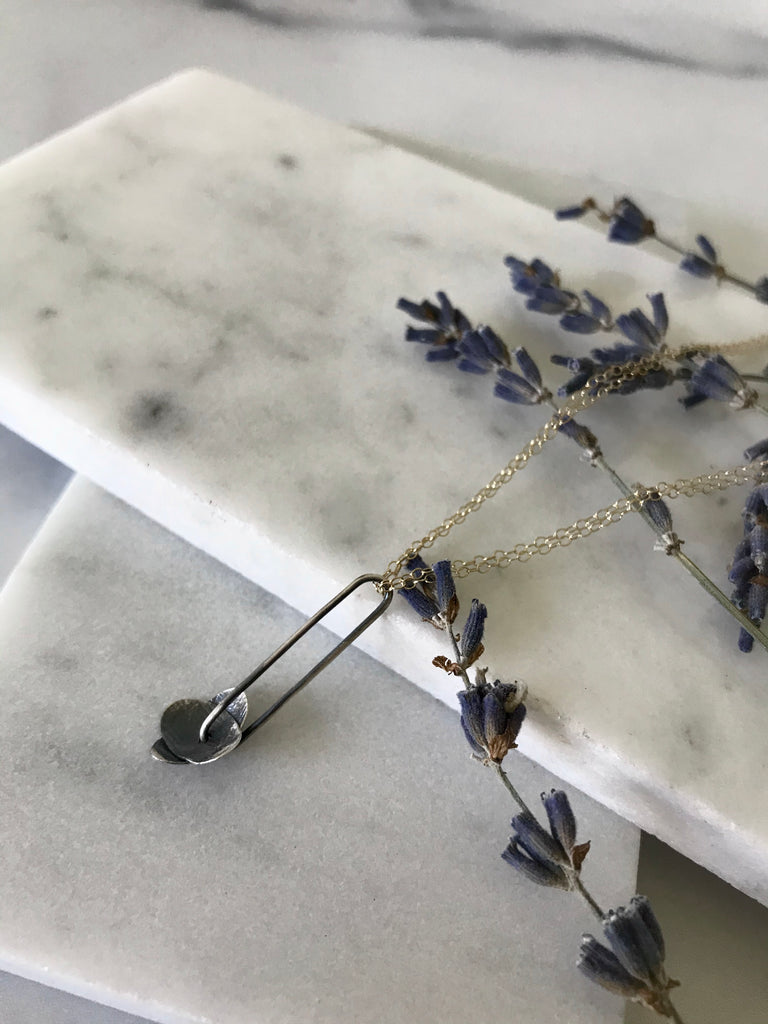 B Necklace - Virtual Pop-up