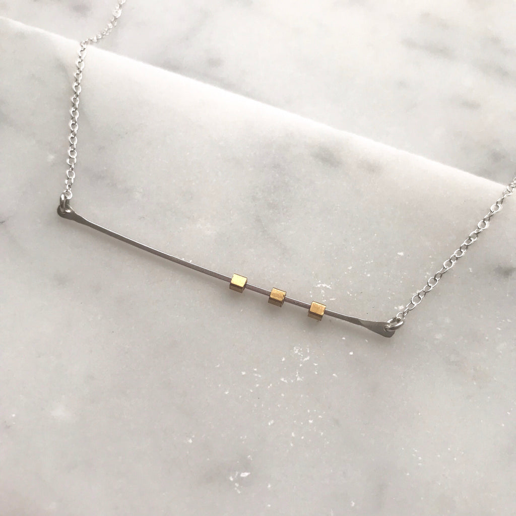 MINI CRADLE NECKLACE