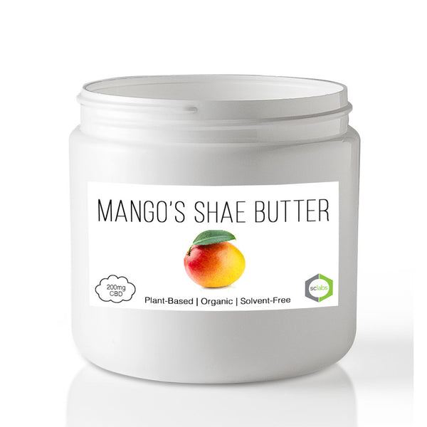 CBD-Infused Shae Butter (topical)