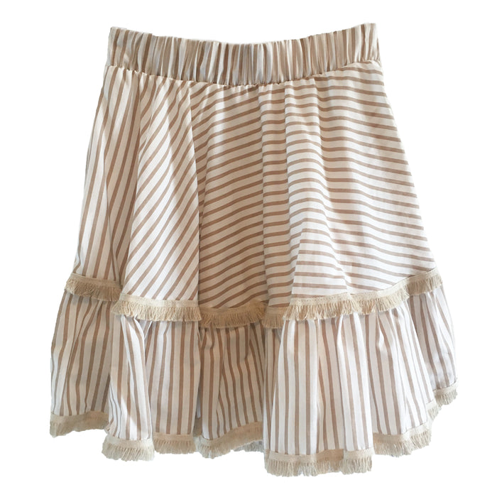 Clare Skirt - Stripes