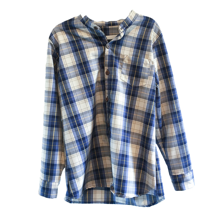 Jay Long Sleeve Shirt - Plaid