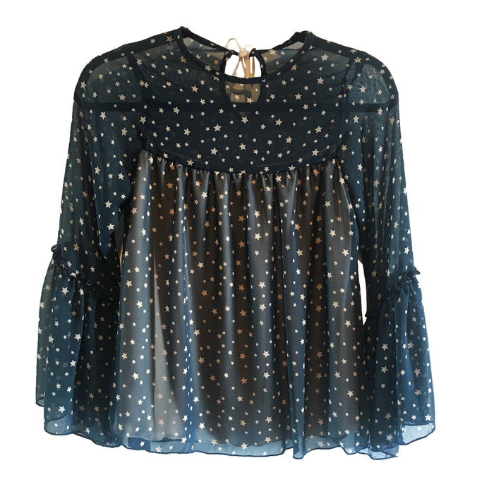 Chloe Top - Star Print