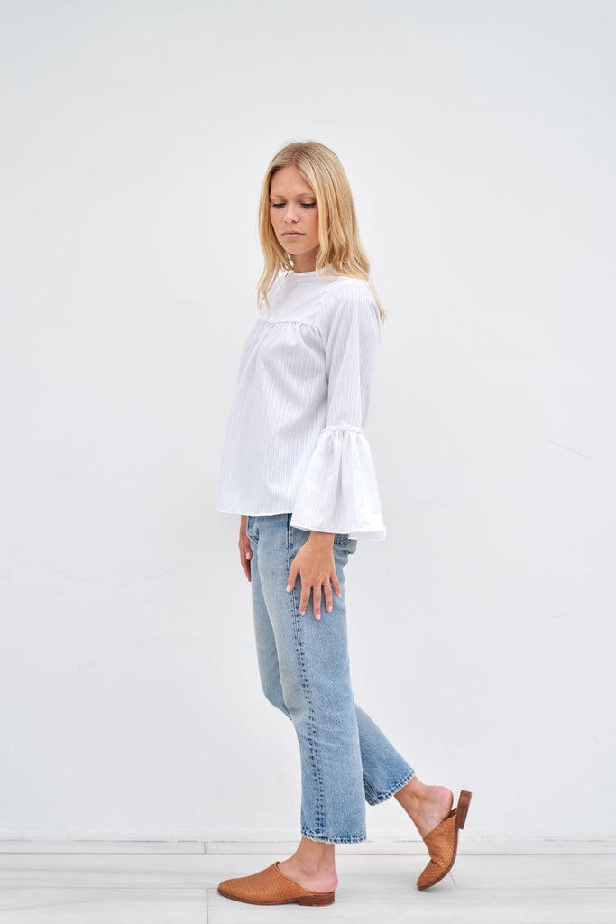 Chloe Top - White