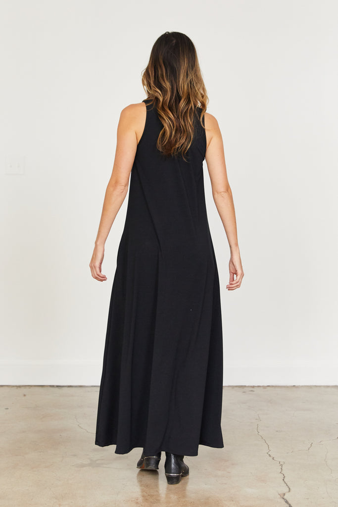 Cate Maxi Dress - Long Sleeve
