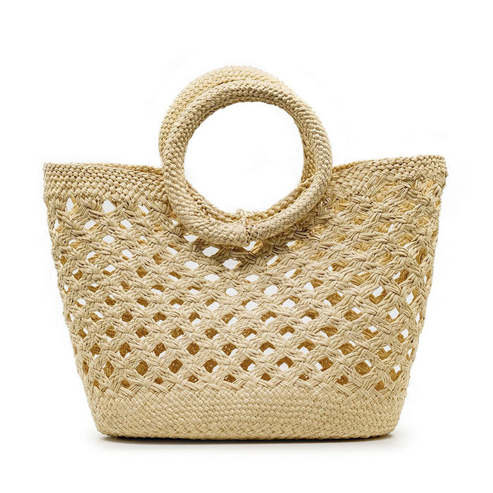 Sun Kissed Tote - Natural (Pre-Order)
