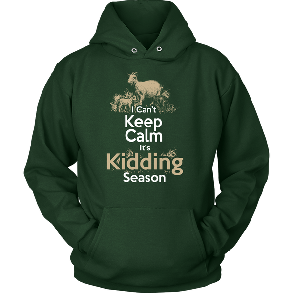 Cant Keep Calm Its Kidding Season