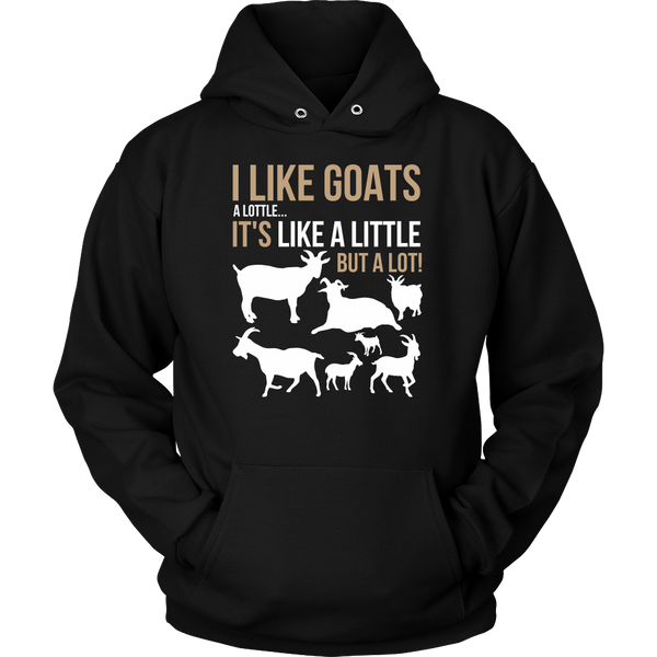 I Like Goats A Lottle