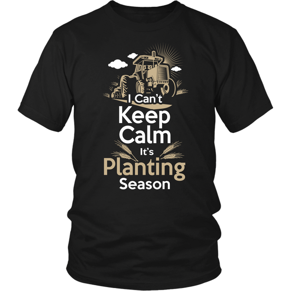 Cant Keep Calm Its Planting Season