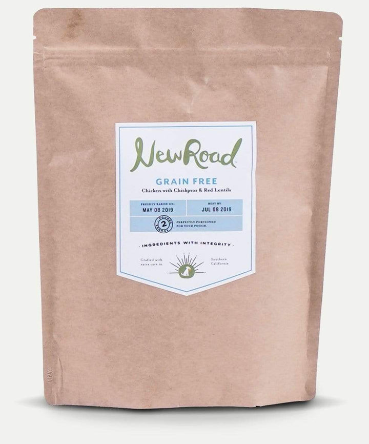 NewRoad Foods Dog Food Grain Free Human Grade Dog Food
