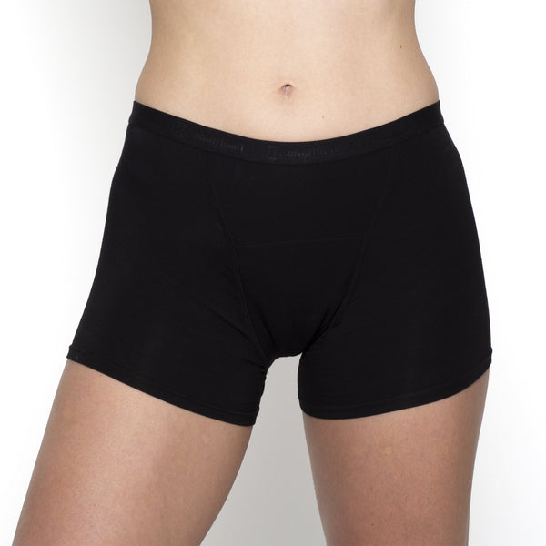 Modibodi™ Period Underpants - Classic Boyshort & Boyleg (Adult sizes 6-18)