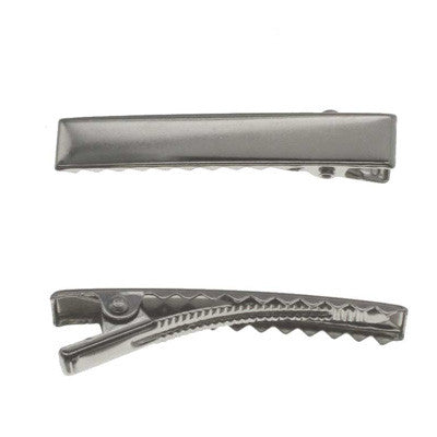 Alligator Clip With Teeth 55mm x 10