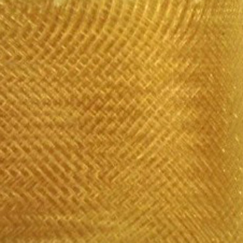 "Crinoline 8cm (3"") per metre - Golden Yellow"