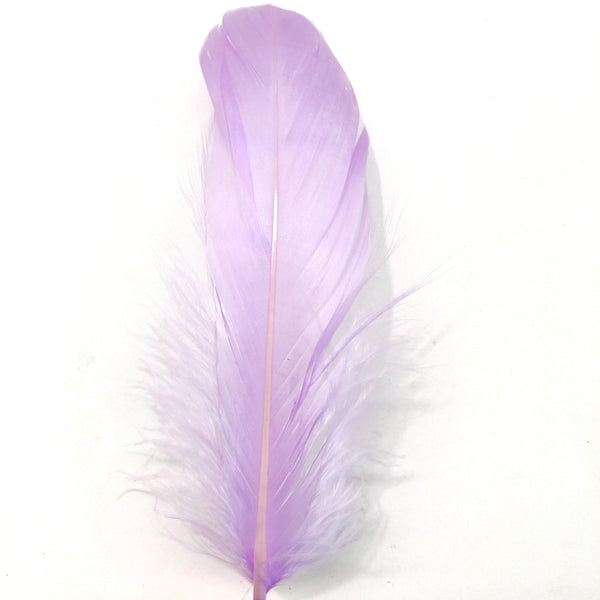 Goose Nagoire Feathers 10 grams - Lilac