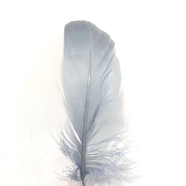 Goose Nagoire Feathers 10 grams - Grey