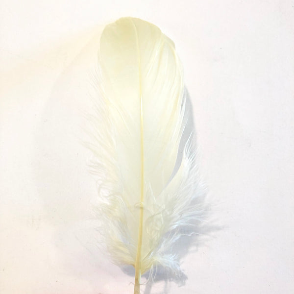 Goose Nagoire Feathers 10 grams - Cream