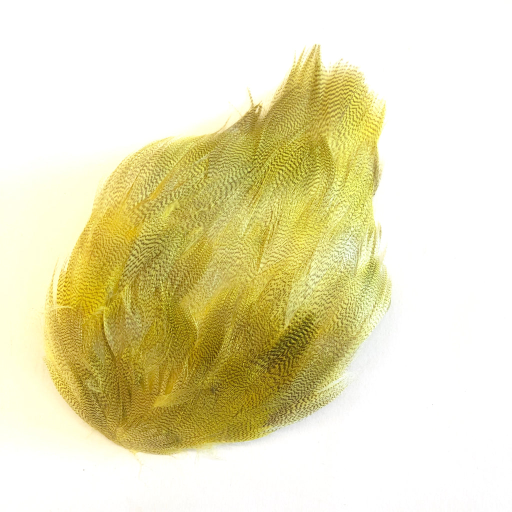 Yellow Duck Feather Pad