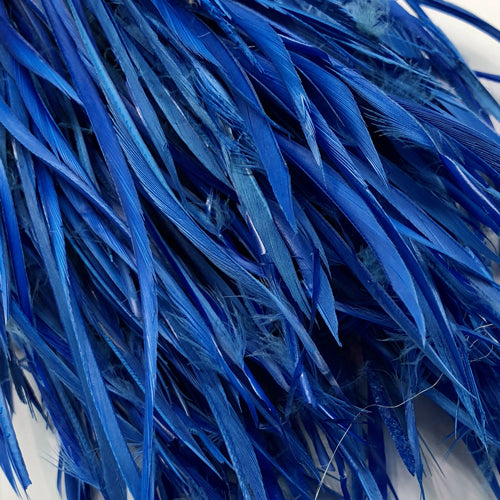 Royal Blue Goose Biots Feather Pack 10 gram