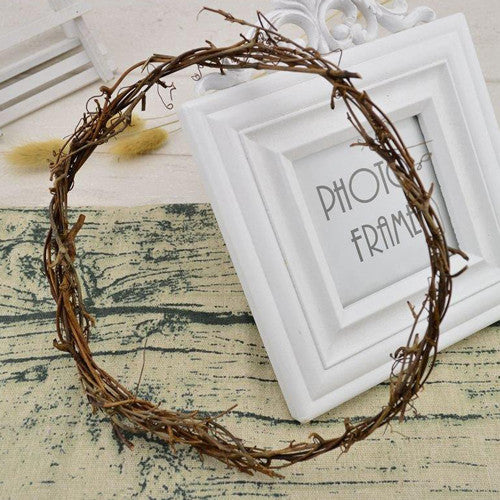 "Vine Wreath 8"" Hoop"