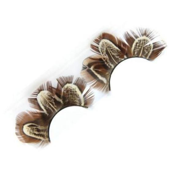 Almond Pheasant Eyelashes