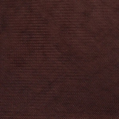 "Crinoline 8cm (3"") per metre - Chocolate Brown"