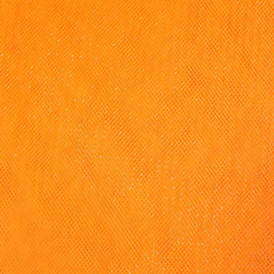 "Crinoline 8cm (3"") per metre - Orange"