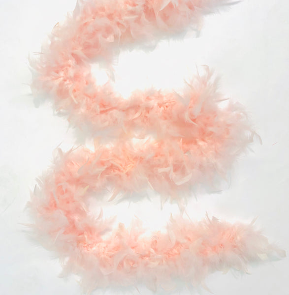 Chandelle Feather Boa 65 gram - Pink
