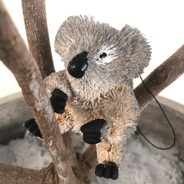 Christmas Tree Ornament Decoration Australian Native - Koala.